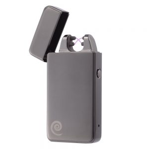 Plazmatic X USB Rechargeable Lighter – Titanium
